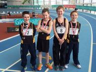 Relay Team Athletics Club Ballinasloe