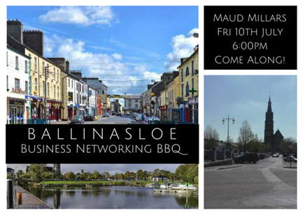 Ballinasloe Business Networking Barbeque