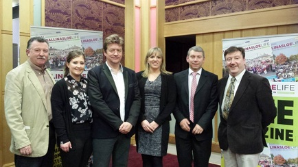 Ballinasloe Life Magazine and Website Launch