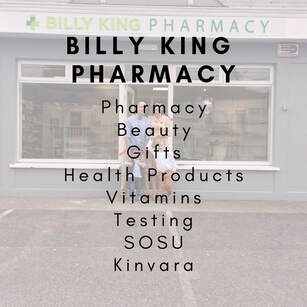 Billy King Pharmacy - Ballinasloe Official Town Website